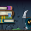 Librarian in Letter Quest: Grimm's Journey Remastered