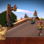 Paperboy The Hard Way in Coffin Dodgers