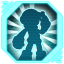 Legendary Peacekeeper in Mighty No. 9 (Xbox 360)