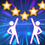 The Dynamic Duo in Just Dance 2015 (CN)