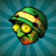 In my army now in I, Zombie