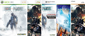 Lost Planet Series