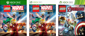LEGO Marvel Series