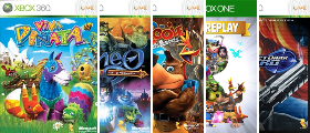 Rare Replay Series