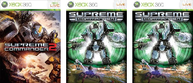 Supreme Commander Series