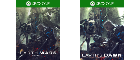 Earth Wars Series