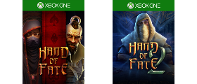 Hand of Fate Series