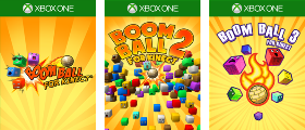 Boom Ball for Kinect Series