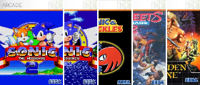 Sega Vintage Collection Series