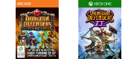 Dungeon Defenders Series
