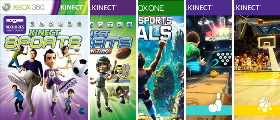 Kinect Sports Series