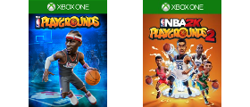 NBA Playgrounds Series