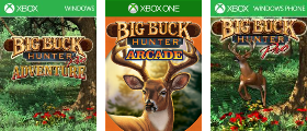 Big Buck Hunter Series