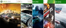 Need for Speed Series