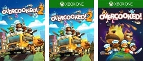 Overcooked Series