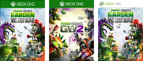 Plants vs. Zombies Garden Warfare Series