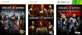 Deadliest Warrior Series
