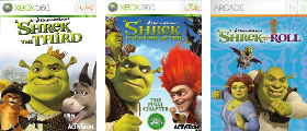 Shrek Series