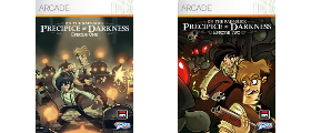 Penny Arcade Adventures Series