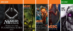 Magic - Duels of the Planeswalkers Series