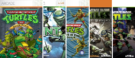 Teenage Mutant Ninja Turtles Series
