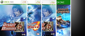 Dynasty Warriors Japanese Series