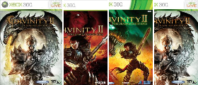 Divinity II European Series