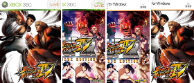 Street Fighter PC Series
