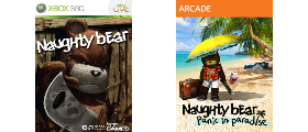 Naughty Bear Series