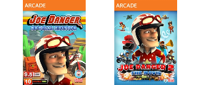 Joe Danger Series