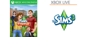 The Sims Windows Phone Series