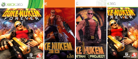 Duke Nukem Series