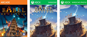 Babel Rising 3D Windows Phone Series