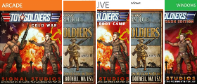 Toy Soldiers Series