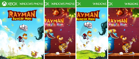 Rayman Windows Phone Series
