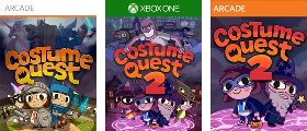 Costume Quest Series