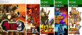 Metal Slug Series