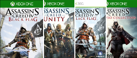 Assassin's Creed (Xbox One) Series
