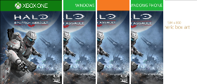 Halo Windows 8 Series