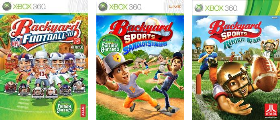 Backyard Sports Series