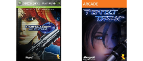 Perfect Dark Series