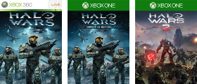 Halo Wars Series