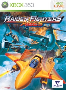 Raiden Fighters Aces (JP)