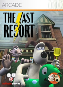 Wallace & Gromit 2: The Last Resort