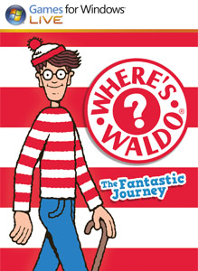 Where's Waldo? The Fantastic Journey (PC)