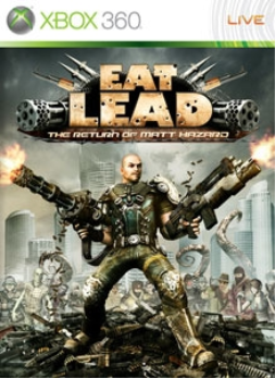 Eat Lead: The Return of Matt Hazard (JP)
