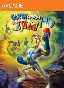 Earthworm Jim HD