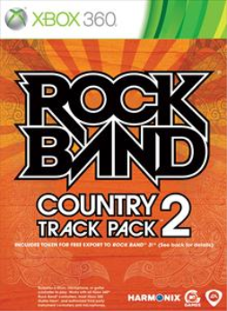 Rock Band Country Track Pack 2