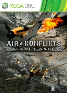 Air Conflicts: Secret Wars (EU)