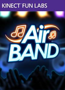 Kinect Fun Labs: Air Band